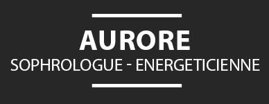 Aurore Hurand // Sophrologie // Energéticienne logo