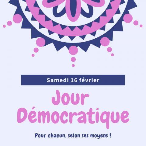 JOUR DEMOCRATIQUE